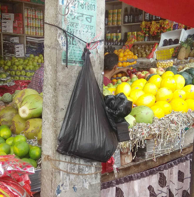 Banning plastic bags no solution to perennial problem, say residents