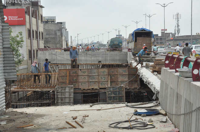 Elevated road alteration plan draws experts' ire