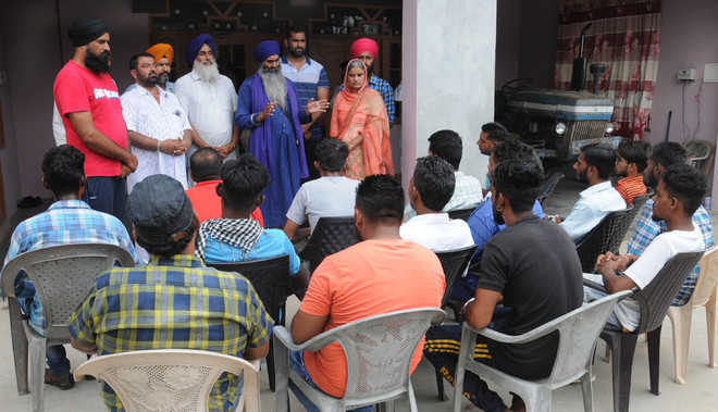 Dayalpur village anti-drug movement gets financial support from NRIs