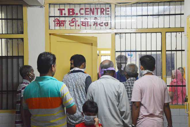 TB patients up by 50% at Civil Hospital
