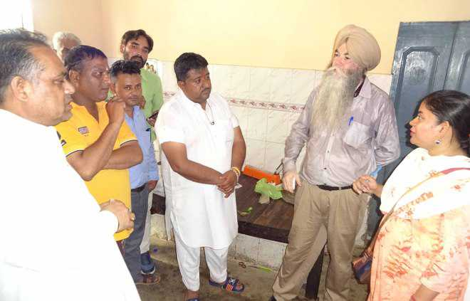 Food safety officials inspect dairies, eateries in Ahmedgarh