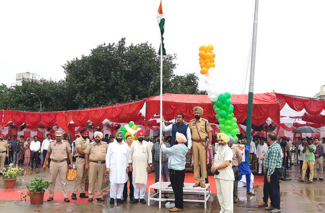 Cultural events mark I-Day celebrations in Ahmedgarh