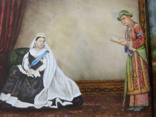 Victoria, the Raj, and India