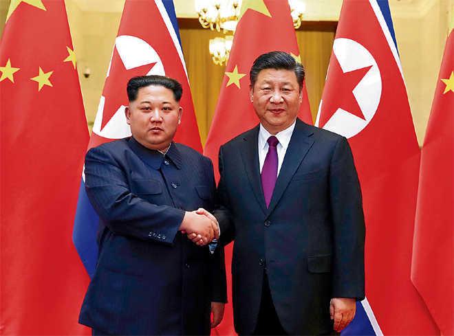 Chinese Prez Xi to visit N Korea next month: Straits Times