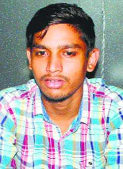Youth freed from 'illegal detention', reaches home