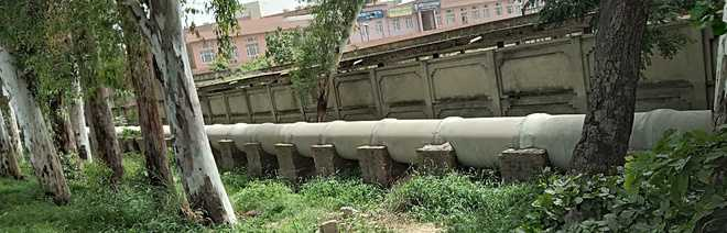 Project to supply drinking water to Faridkot still stalled