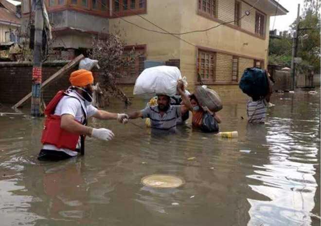 Khalsa Aid to the rescue