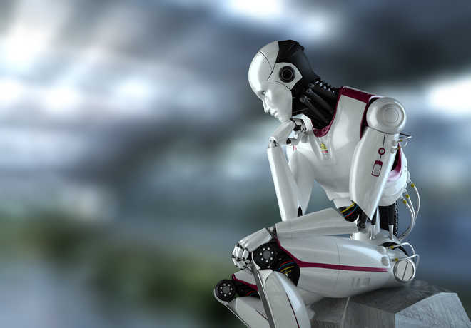 Robots can manipulate children