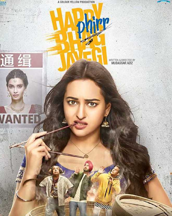 Happy Phirr Bhag Jayegi 2018 Download And Watch Full Movie Online