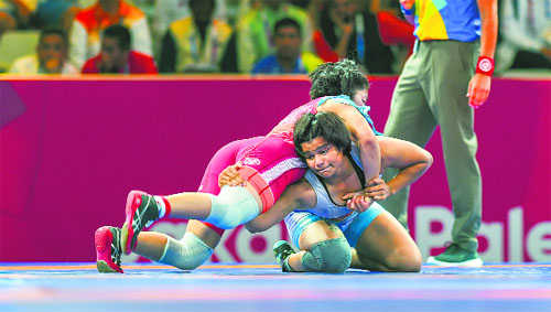 Divya gets bronze, to get WFI notice too