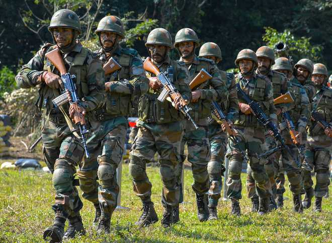 Indian, Pakistani troops take part for the first time in SCO military drill
