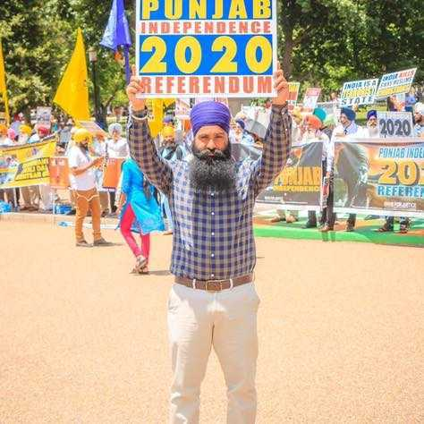 Khalistanis in the US, UK