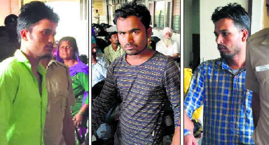 3 guilty in auto gang rape case
