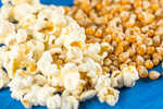 Novel, inexpensive robots can be powered with popcorn