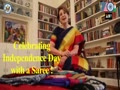 Watch: US envoy Carlson's I-Day sarees