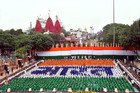 Geared for I-Day