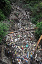 NGT pulls up state over 'river of plastic'