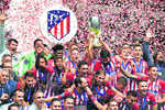 Atletico Madrid top Real 4-2 in Super Cup