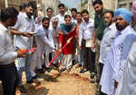 City's development on track, says Veenu Badal