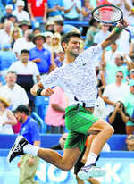 With Cincy  win, Djoker completes Masters sweep