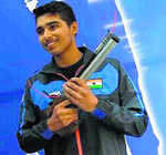 Teen shooting sensation Saurabh Chaudhary gets Asiad gold on debut