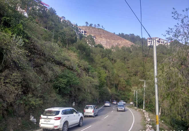 15,867 trees to give way for four-laning of Shimla highway stretch