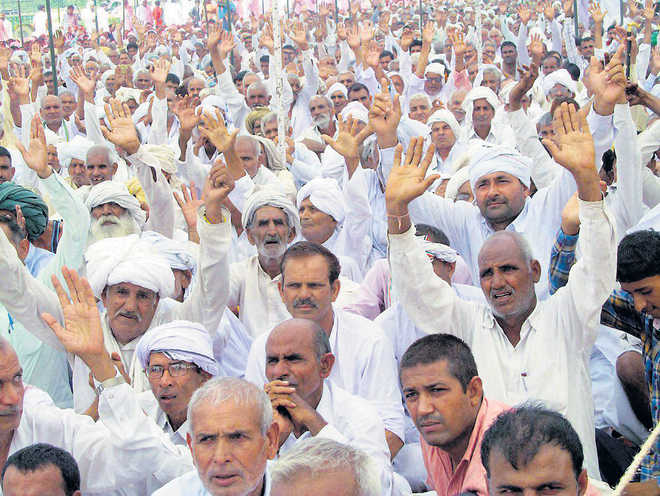 The Jats'' vicarious feeling of loss of power