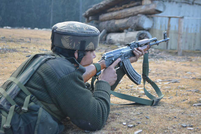 Rifle specs tweak to save Army  Rs 6,000 cr