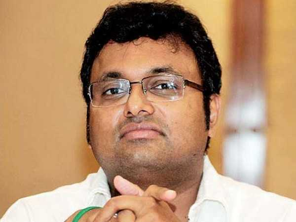 ED moves court to cancel interim relief from arrest granted to Karti