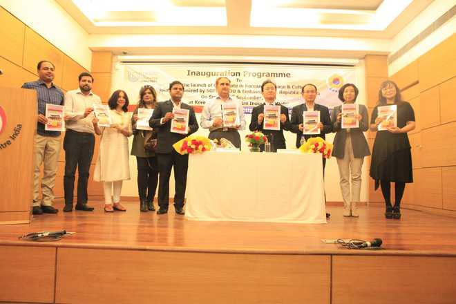 IGNOU inaugurates Korean language course