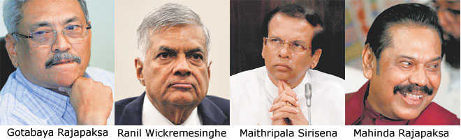 Who will be next president of Sri Lanka?