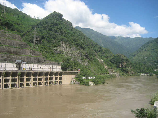 Bhakra capacity down, BBMB may dredge dam bed, sell silt