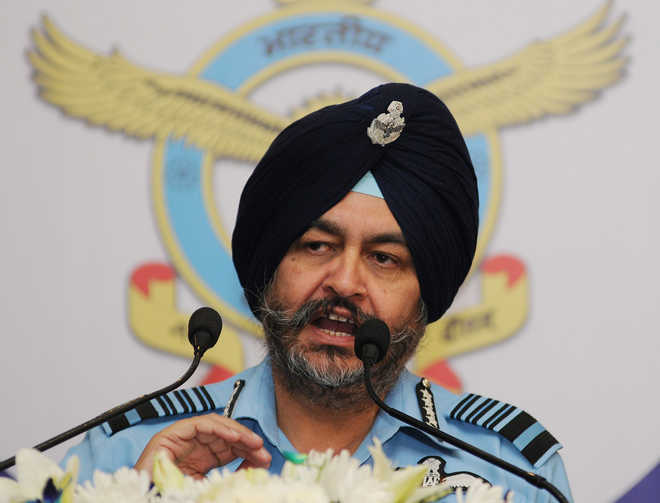 Need to upgrade its fleet urgently, says IAF chief Dhanoa
