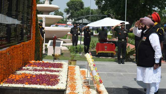 CM gives Rs 1-crore grant for Saragarhi Memorial