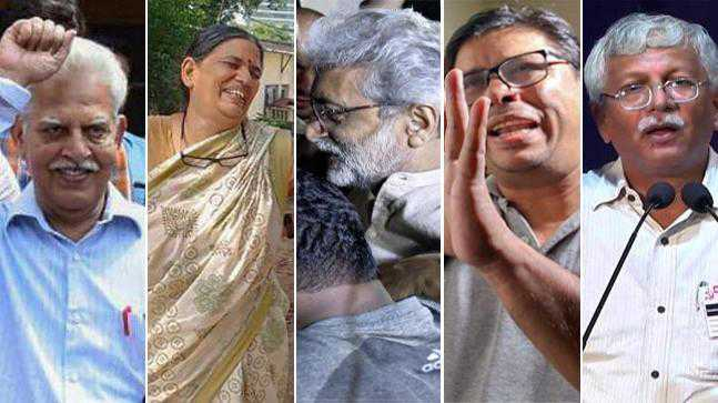 SC extends house arrest of  activists, hearing on Sept 17