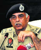 Extension of 3 months for DGP Arora