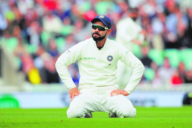 Captain Kohli left a lot to be desired