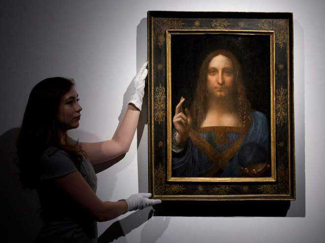 Authenticity debate over 'da Vinci work'