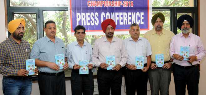 27 teams to compete in All-India Police Hockey Championship
