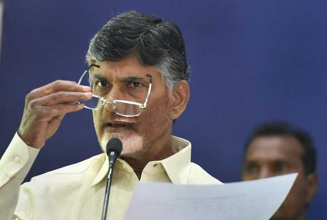 Court orders arrest of Andhra CM Chandrababu Naidu in 2010 case