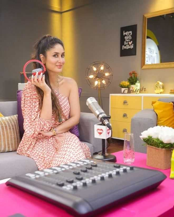 Hi, this is Kareena on air