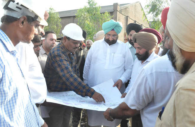 'Finish expansion work of Bhogpur mill by Feb 2019'