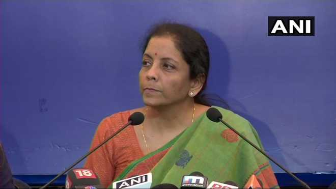 No proposal so far to cut down Army numbers: Sitharaman