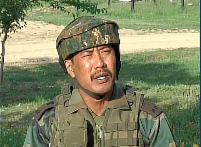 Major Gogoi shifted out of Budgam unit