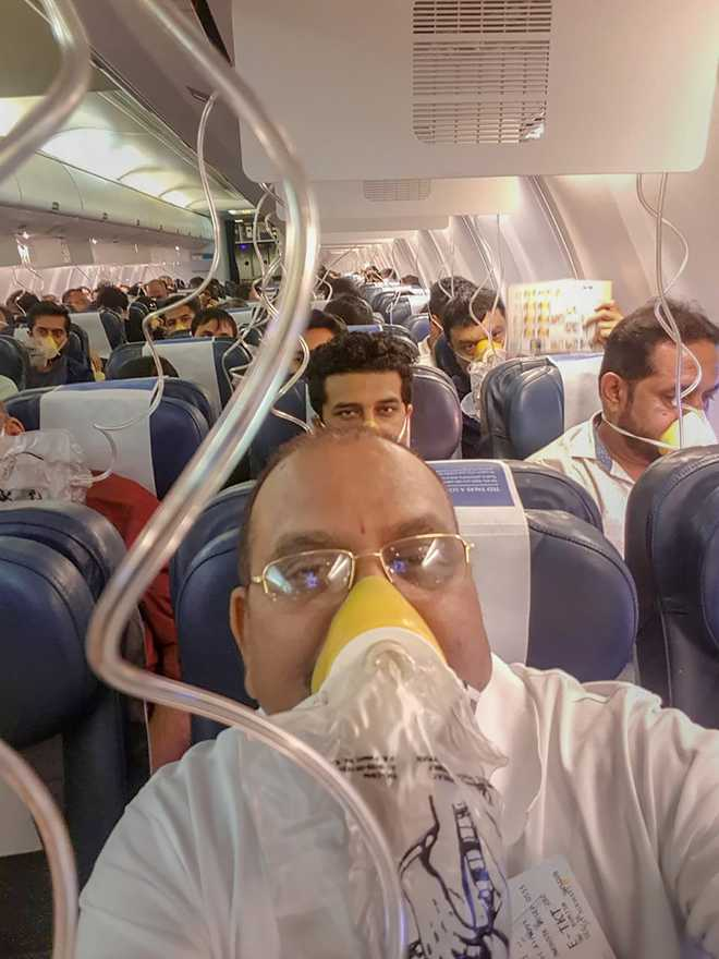 Jet Airways flight turns back as passengers fall sick after