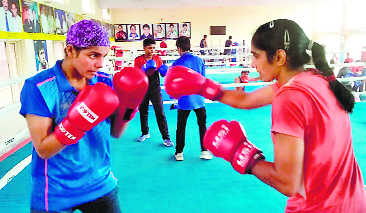 Boxing in Bhiwani  on the decline