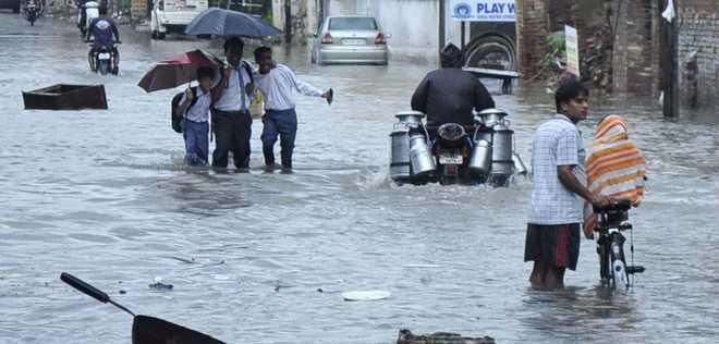 Monsoon normal in Punjab after 7 years
