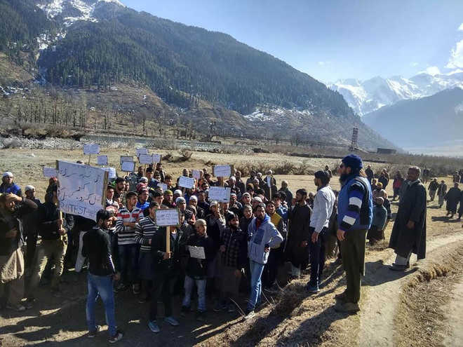Bursar hydropower project a threat to existence of Marwah