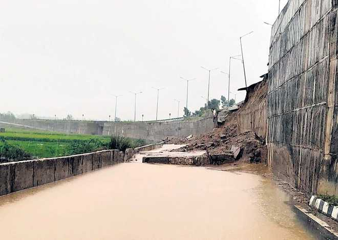 Punjab toll 3, many towns waterlogged