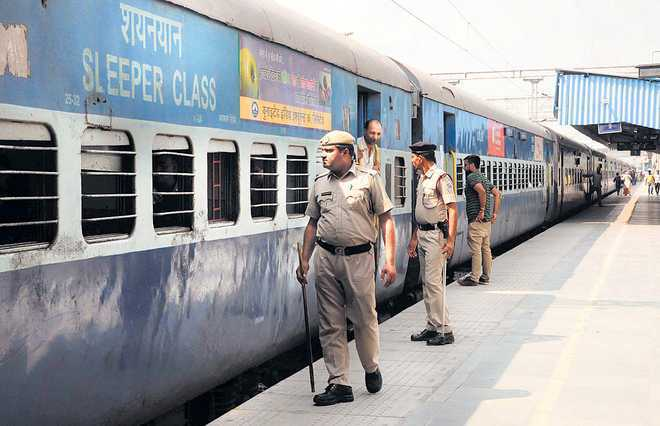Letter threatening to blow up railway stations found at Ambala railway station